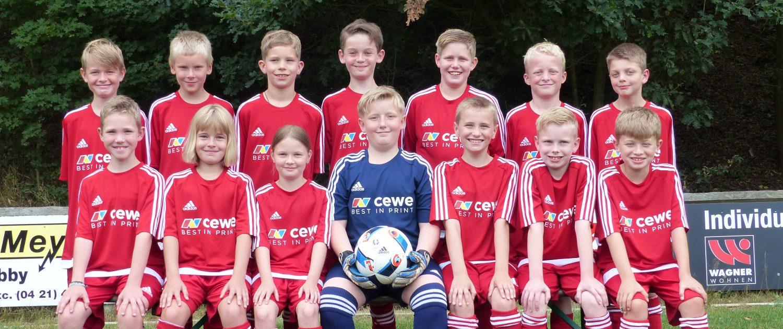 Fussball Jugend Sv Heiligenfelde